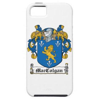 Escudo de la familia de MacColgan iPhone 5 Funda