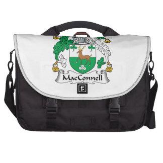 Escudo de la familia de MacConnell Bolsas De Portatil