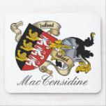 Escudo de la familia de MacConsidine Tapete De Ratón