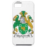 Escudo de la familia de MacConville iPhone 5 Protector