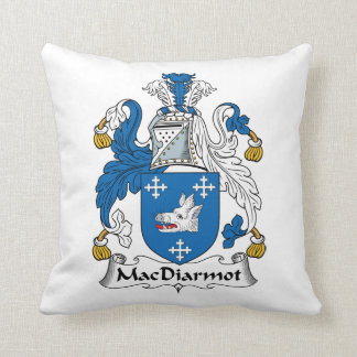 Escudo de la familia de MacDiarmot Almohada