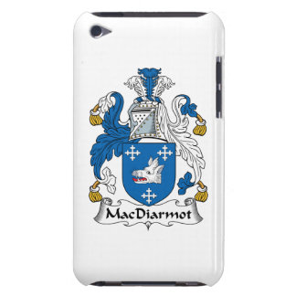 Escudo de la familia de MacDiarmot Case-Mate iPod Touch Carcasas