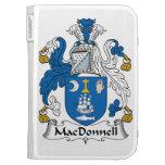 Escudo de la familia de MacDonnell