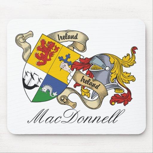 Escudo de la familia de MacDonnell (de las cañadas Mousepads