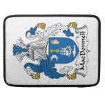 Escudo de la familia de MacDonnell Funda Para Macbook Pro