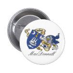 Escudo de la familia de MacDonnell Pins