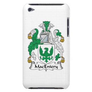 Escudo de la familia de MacEniery iPod Touch Case-Mate Protectores