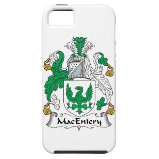 Escudo de la familia de MacEniery iPhone 5 Fundas