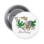 Escudo de la familia de MacEniry Pin