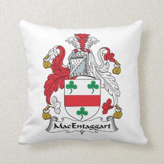 Escudo de la familia de MacEntaggart Cojines