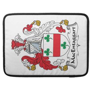 Escudo de la familia de MacEntaggart Funda Para Macbooks