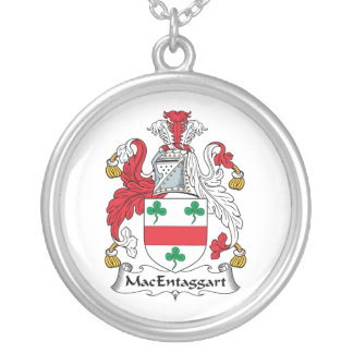 Escudo de la familia de MacEntaggart Grimpola