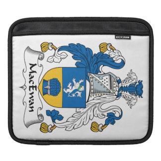 Escudo de la familia de MacEwan Mangas De iPad