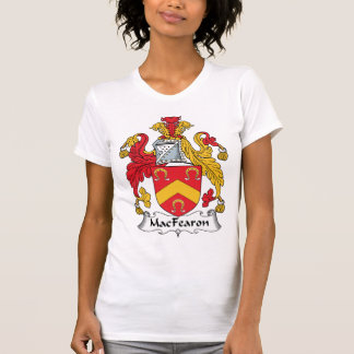 Escudo de la familia de MacFearon Camiseta