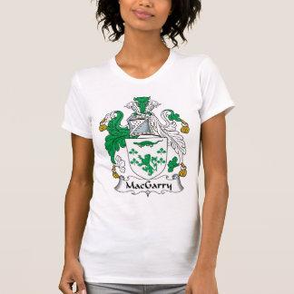 Escudo de la familia de MacGarry Camisas