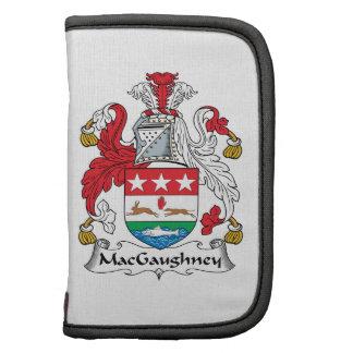 Escudo de la familia de MacGaughney Organizadores