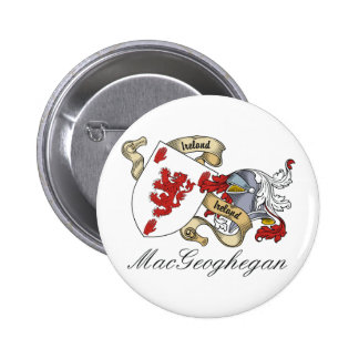 Escudo de la familia de MacGeoghegan Pins