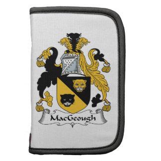 Escudo de la familia de MacGeough Organizador