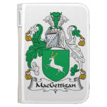 Escudo de la familia de MacGettigan