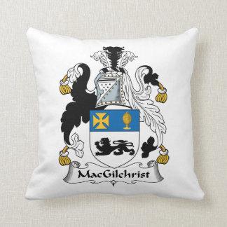 Escudo de la familia de MacGilchrist Almohadas