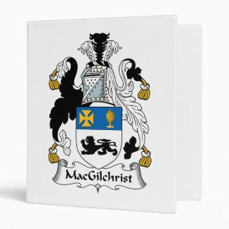 """Escudo de la familia de MacGilchrist Carpeta 1"""""""