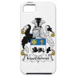 Escudo de la familia de MacGilchrist iPhone 5 Carcasas