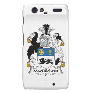 Escudo de la familia de MacGilchrist Droid RAZR Carcasa