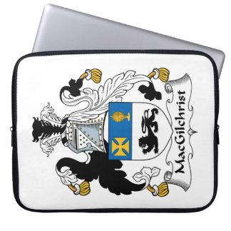 Escudo de la familia de MacGilchrist Fundas Portátiles