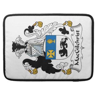 Escudo de la familia de MacGilchrist Fundas Para Macbooks