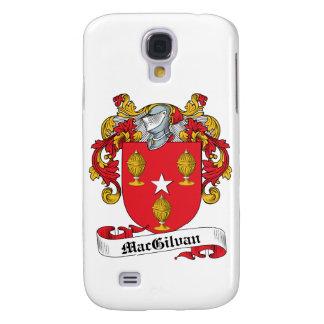 Escudo de la familia de MacGilvan Funda Para Galaxy S4