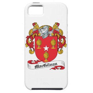 Escudo de la familia de MacGilvan Funda Para iPhone 5 Tough
