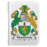 Escudo de la familia de MacGinnis