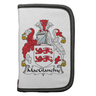 Escudo de la familia de MacGlanchy Organizadores