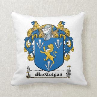 Escudo de la familia de MacGolgan Cojines