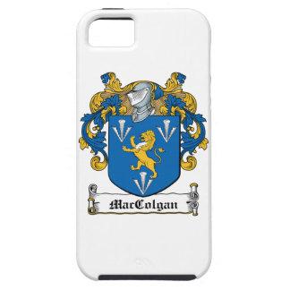 Escudo de la familia de MacGolgan iPhone 5 Carcasas