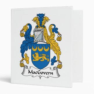 Escudo de la familia de MacGovern