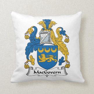 Escudo de la familia de MacGovern Almohadas