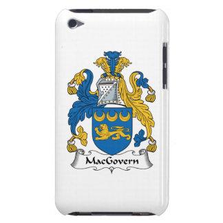 Escudo de la familia de MacGovern iPod Touch Cárcasas