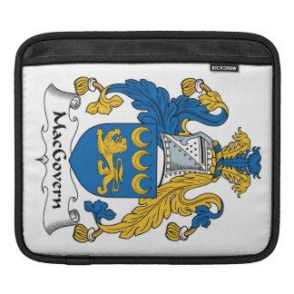 Escudo de la familia de MacGovern Mangas De iPad