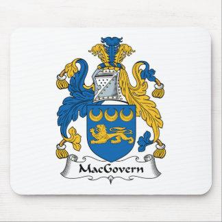 Escudo de la familia de MacGovern Alfombrilla De Ratones