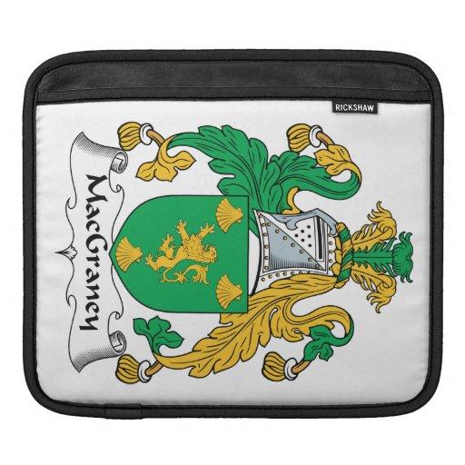 Escudo de la familia de MacGraney Funda Para iPads