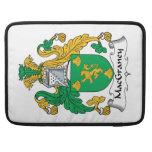 Escudo de la familia de MacGraney Funda Macbook Pro