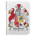 Escudo de la familia de MacGraw