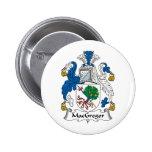 Escudo de la familia de MacGregor Pin