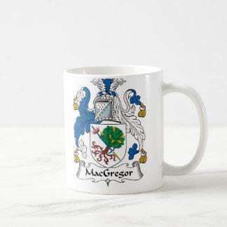 Escudo de la familia de MacGregor Taza De Café