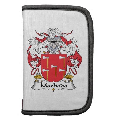 Escudo de la familia de Machado Organizadores