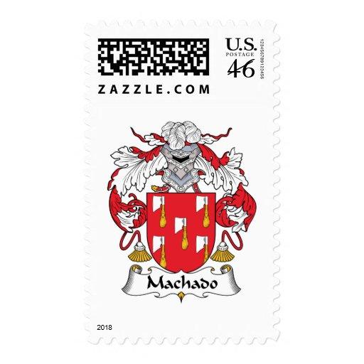 Escudo de la familia de Machado Franqueo