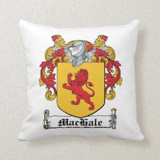 Escudo de la familia de MacHale Cojin