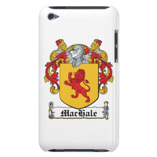 Escudo de la familia de MacHale iPod Case-Mate Cárcasa