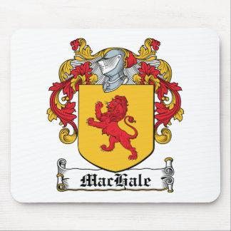 Escudo de la familia de MacHale Alfombrillas De Raton
